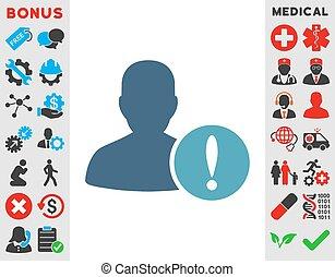 πρόβλημα , ασθενής , εικόνα