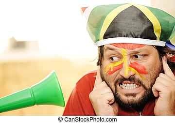 πρόβλημα , vuvuzela