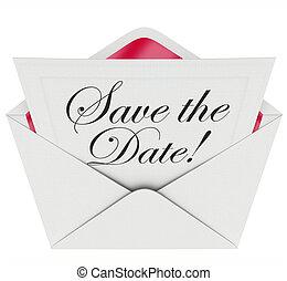 πρόγραμμα , φάκελοs , πρόσκληση , ημερομηνία , πάρτυ , αποταμιεύω , συνάντηση , γεγονός
