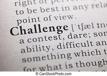πρόκληση