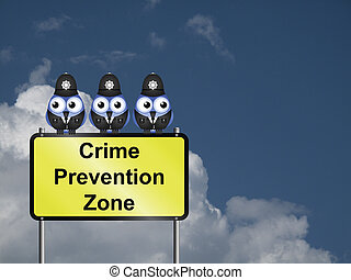 πρόληψη , uk , έγκλημα