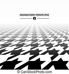 πρότυπο , άποψη , houndstooth