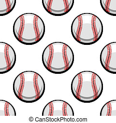 πρότυπο , αρχίδια , μπέηζμπολ , seamless