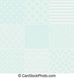 πρότυπο , γεωμετρικός , seamless, textured