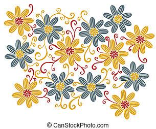 πρότυπο , λουλούδι