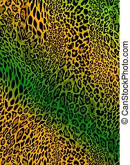 πρότυπο , μικροβιοφορέας , λεοπάρδαλη , seamless