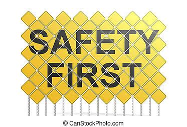 πρώτα , ασφάλεια , αναχωρώ , γίγαντας , δρόμοs , λέξη