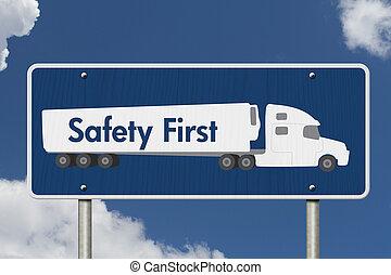 πρώτα , σήμα , ασφάλεια