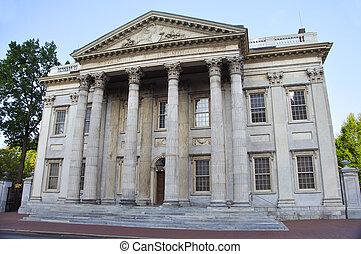 πρώτα , τράπεζα , κτίριο