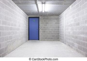 πρώτα , stairwell , πάτωμα