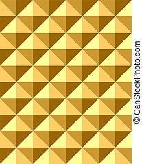 πυραμίδα , pattern., seamless, ανακούφιση