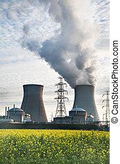 πυρηνικό εργοστάσιο , δύναμη