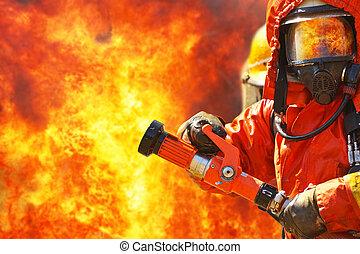 πυροσβέστης