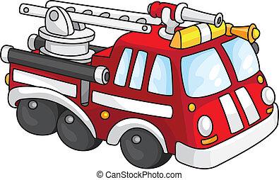 πυροσβεστική αντλία
