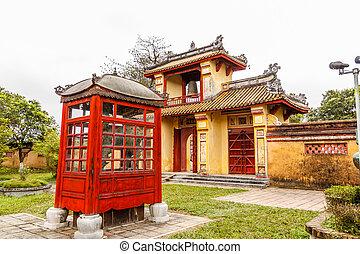 πόλη , απαγορευμένος , vietnam , απόχρωση
