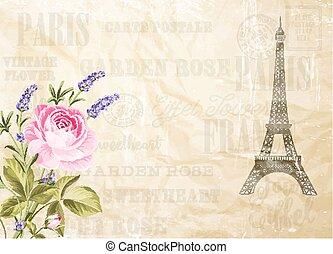 πύργος του αΐφελ , illustration.