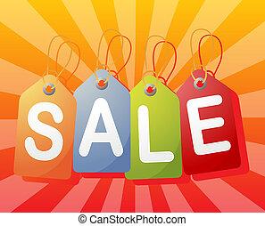 πώληση , επιγραφή