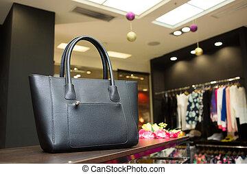 ράφι , κατάστημα , τσάντα