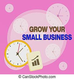 ρέω , φωτογραφία , generates, γραφική παράσταση , ρολόι , arrow., σημείωση , κερδίζω , θετικός , επιχείρηση , καλλιεργώ , εκδήλωση , τοίχοs , γράψιμο , σχέδιο , δικό σου , μπλοκ , μπαρ , μικρό , μετρητά , escalating, εταιρεία , showcasing, business.