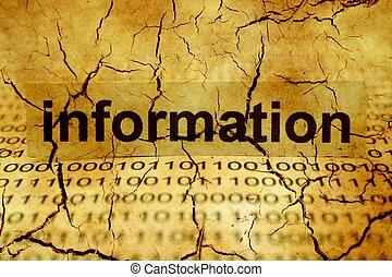 ραγισμένος , πληροφορία