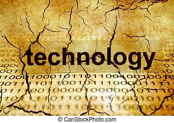 ραγισμένος , τεχνολογία , γενική ιδέα