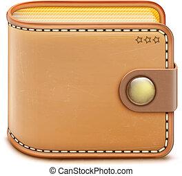ρεαλιστικός , κλειστός , πορτοφόλι