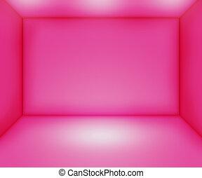 ροζ , άδειο δωμάτιο , backdrop
