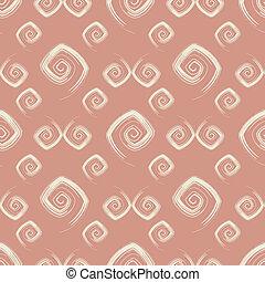 ροζ , πρότυπο , αφαιρώ , seamless, (vector)
