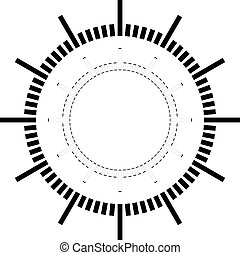 ρολόι , διάστημα , δίσκοs τηλεφώνου , στίξη , αρνητικός , αναχωρώ , ορθογώνιο , 2 , μαύρο