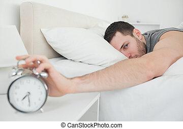 ρολόι , ζωή , τρομάζω , ελκυστικός , άγρυπνος , άντραs