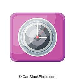 ρολόι , φόντο , app , άσπρο