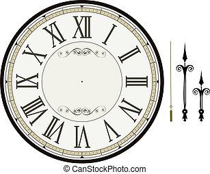 ρολόι , φόρμα , ζεσεεδ