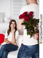 ρομαντικός , ημέρα