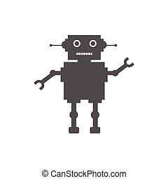 ρομπότ , εικόνα , εικόνα