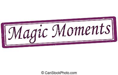ροπή , μαγεία