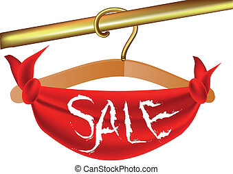 ρουχισμόs , πώληση