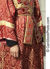 ρούχα , από , ο , russian ορθοδοξία , ιεροκήρυκας