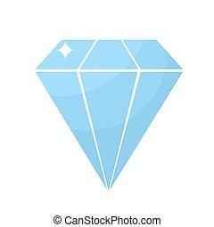 ρυθμός , διαμάντι , απομονωμένος , κρύσταλλο , πολυτέλεια , γελοιογραφία , εικόνα