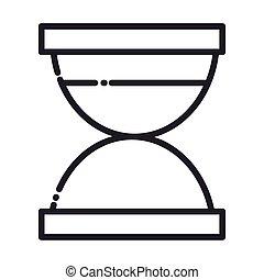 ρυθμός , εποχή αμυντική γραμμή , ρολόι , κλεψύδρα , εικόνα