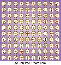 ρυθμός , θέτω , απεικόνιση , ώρα για τσάι , 100 , γελοιογραφία
