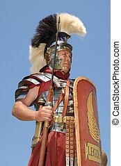 ρωμαϊκός , optio