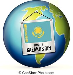 σήμα , γινώμενος , μέσα , καζακστάν