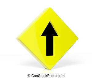 σήμα , πηγαίνω , κυκλοφορία , ευθεία