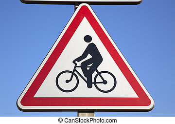 σήμα , ποδήλατο