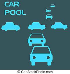 σήμα , carpool