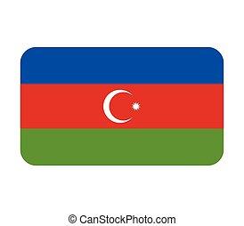 σημαία , αζερμπαϊτζάν