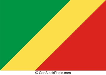 σημαία , από , kongo