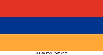 σημαία , αρμενία