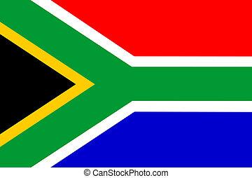σημαία , αφρική , νότιο