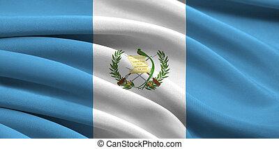 σημαία , γουατεμάλα